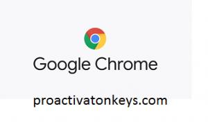 Google Chrome 88.0 Crack