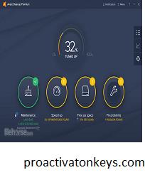 Avast Cleanup Premium 21.1 Crack