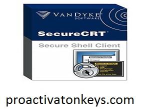 SecureCRT 9.0.1 Crack