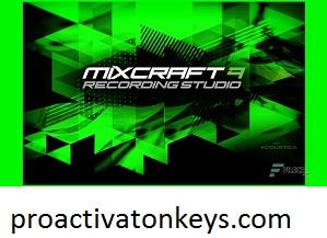 Mixcraft Pro Studio 9.0 Build 462 Crack