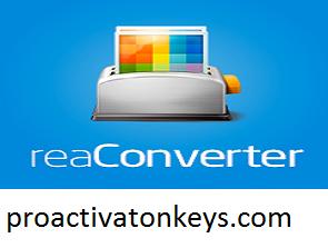ReaConverter Pro 7.650 Crack