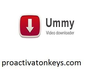 Ummy Video Downloader 1.9.63 Crack